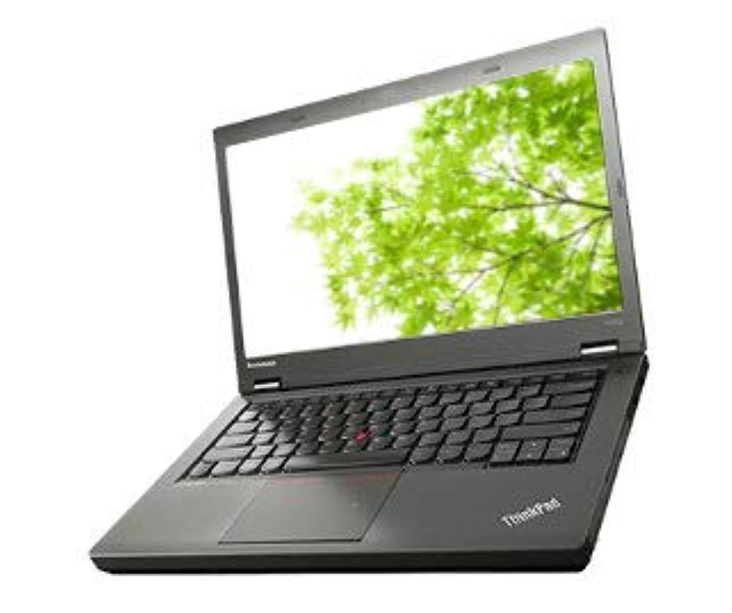 可動ドリンク部門【中古】 ThinkPad T440p 20AWA0AAJP / Core i5 4300M(2.6GHz) / HDD:500GB / 14インチ / ブラック