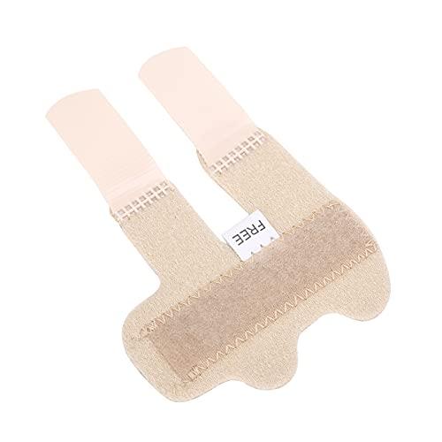Férula de dedo en gatillo, férula de dedo para dedo roto, alivio del dolor de liberación de tendón, alisador de dedos, apoyo(piel)