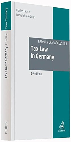 Tax Law in Germany