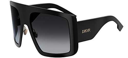 Sonnenbrillen Dior DIOR SO LIGHT 1 BLACK/GREY SHADED Damenbrillen