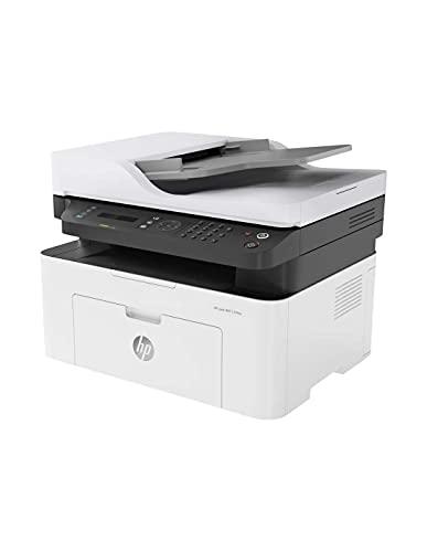 HP Laser MFP 137fwg Laser-Multifunktionsgerät s/w 6HU12A (A4, 4-in-1, Drucker, Kopierer, Scanner, Fax, Netzwerk)
