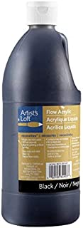 Artist's Loft Flow Acrylic, Black, 32