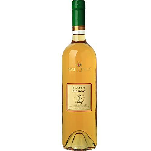 Laus Zibibbo Terre Siciliane IGP | Vino Liquoroso | I Vini della Sicilia | Idea Regalo