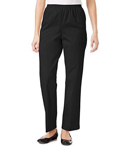 alfred dunner pants short - 5