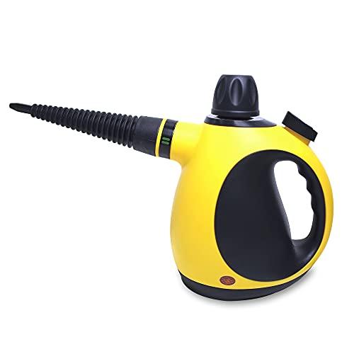 Cenocco CC9093 CC9093-Plancha 2 en 1 Vertical y Horizontal, Limpiador 3,5 Bar, Caliente hasta 97 °C, Potente Chorro de Vapor