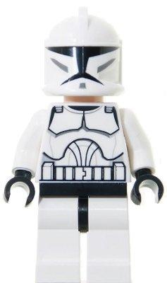 LEGO Star Wars Minifigur - Clone Wars - Clone Trooper