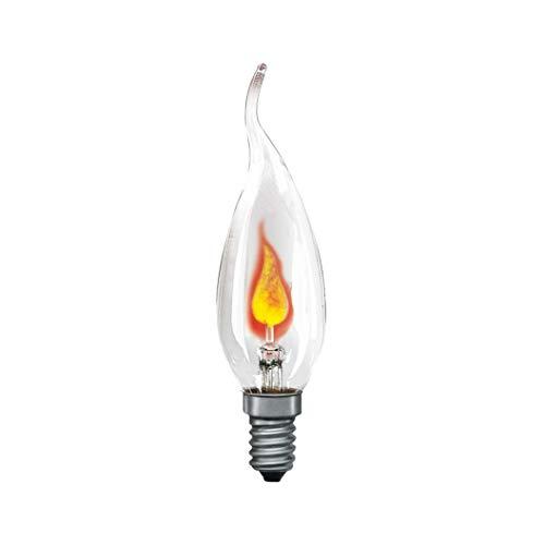 Paulmann 530.03 Cosylight 3W E14 Glas Klar 53003 Leuchtmittel Ambientelicht Dekolicht indirekte Beleuchtung Stimmungslicht