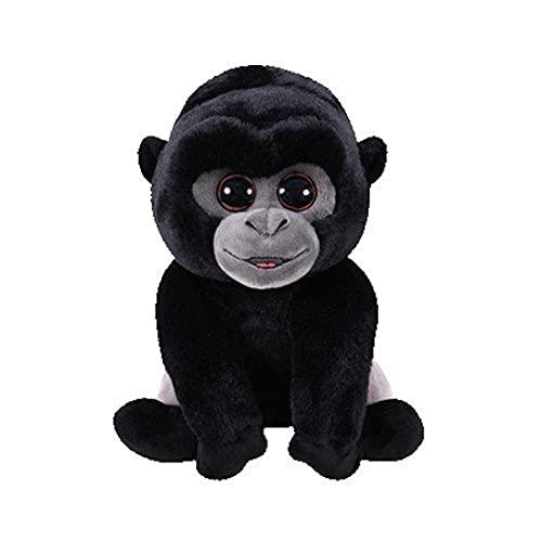 TY- Beanie Babies Bo, gorila, 15 cm (United Labels Ibérica 42301TY) , color/modelo surtido