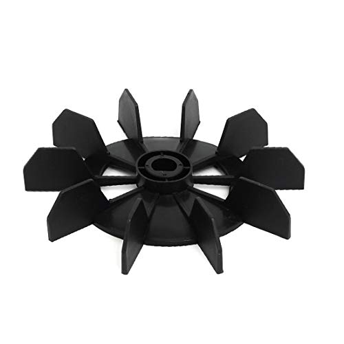 New Lon0167 0.5-inch Inner Featured drills holes 150mm reliable efficacy 6-inch Dia Air Compressor Replacement Fan Black(id:49f d7 17 f1e)