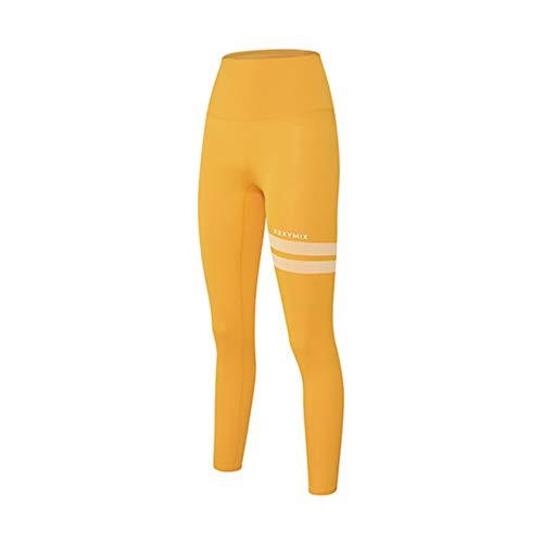 XEXYMIX Training Pants Leggings April Saffron Yellow XP9142T (L)
