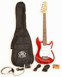SX RST Half-Size Electric Guitar Package