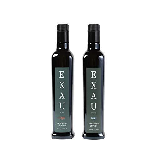 EXAU Olive Oil - DUE² Italian Extra Virgin Olive Oil