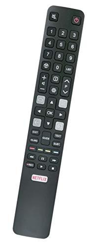 ALLIMITY RC802N YNI1 CRC802N Fernbedienung Ersatz für TCL QLED 4K TV 49C2US 55C2US 55X2US 65C2US 65X4US 43P20US 55C2US 55X4US 65P20US 65X4US 49C2US 55P20US 55X4US 65P20US 75C2US 43P20US