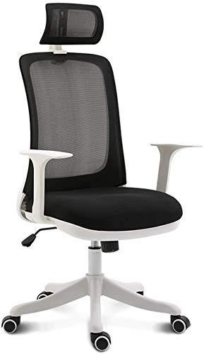 FTFTO Living Decoration Bürostuhl Schreibtischstuhl Computerstuhl Home Office Stuhl 360 ° drehbarer Sessel Multifunktional Höhenverstellbar Geeignet für das Home Office