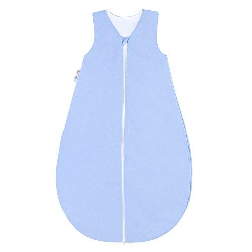 Zöllner Jersey Sommerschlafsack Bleu 56/62