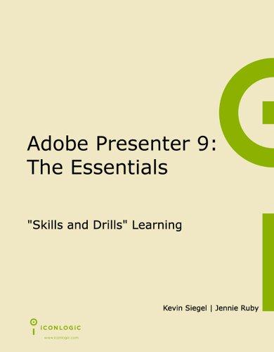 Adobe Presenter 9: The Essentials (English Edition)