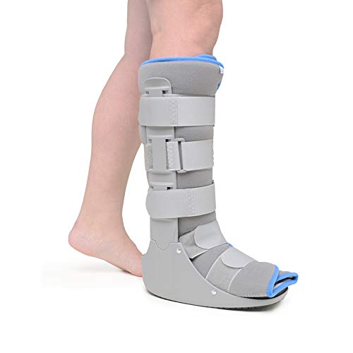 Medically Approved - Ultra Fixed Walker Protective Boot for Foot, Ankle & Leg Fractures & Injuries - Supplied to UK Hospitals (Small - UK Shoe: 4-6.5)