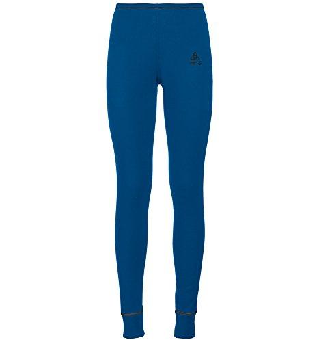 Odlo 152041 Pantalon Thermique pour Femme XL Bleu (Lapis Blue)