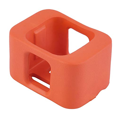 MXECO Orange Float Box Water Floaty Funda Protectora Funda Protectora de Caja para cámara Gopro Hero 4 Session