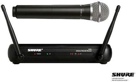 Microfone de M?o sem Fio Shure - SVX24BR/PG58 - J9