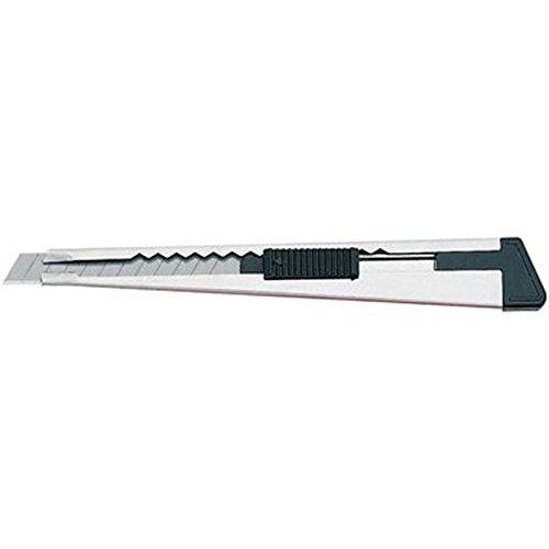 Metall-Cutter, Breite der Klinge 9mm, 20mm breit, 140mm lang, silber