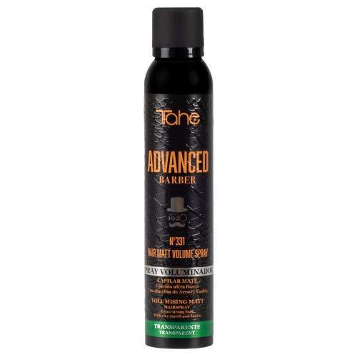 Spray voluminador capilar mate Nº331 Hair Matt Volume Spray Advanced Barber