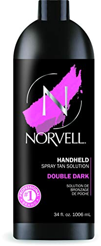 Norvell Premium Sunless Tanning Solution - Double Dark Review