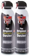 Disposable Compressed 35% OFF Gas Duster Cans Max 88% OFF 2 Pack 17oz