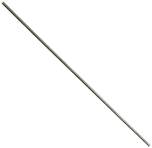 316 Stainless Steel Fully Threaded Rod, 3/8