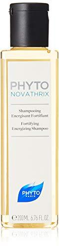 Phyto Phytonovatrix Energieshampoo für alle Arten von Haarausfall – Ergänzung zur Behandlung gegen Haarausfall in Ampullen – Herren – Damen – ohne Silikone – 200 ml