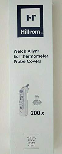 Welch Allyn Braun ThermoScan Pro 6000 - Termómetro de oído desechable (200 unidades)