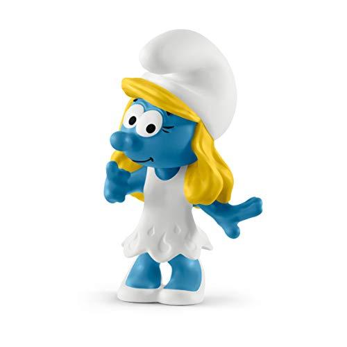 Schleich- Pitufina Smurfs Figura, Multicolor (20813)