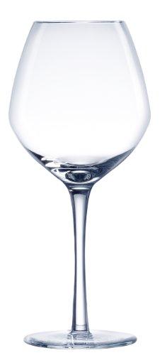 Luminarc 9275516 Verres à Pied Vinery Vins Jeunes 58 Cl Lot de 4