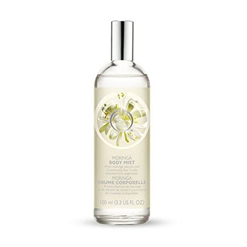 The Body Shop Moringa Corps Brouillard - 100Ml
