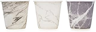 Prince & Spring Paper Bathroom Cups, Multicolor Marble Variety 3 oz x 600