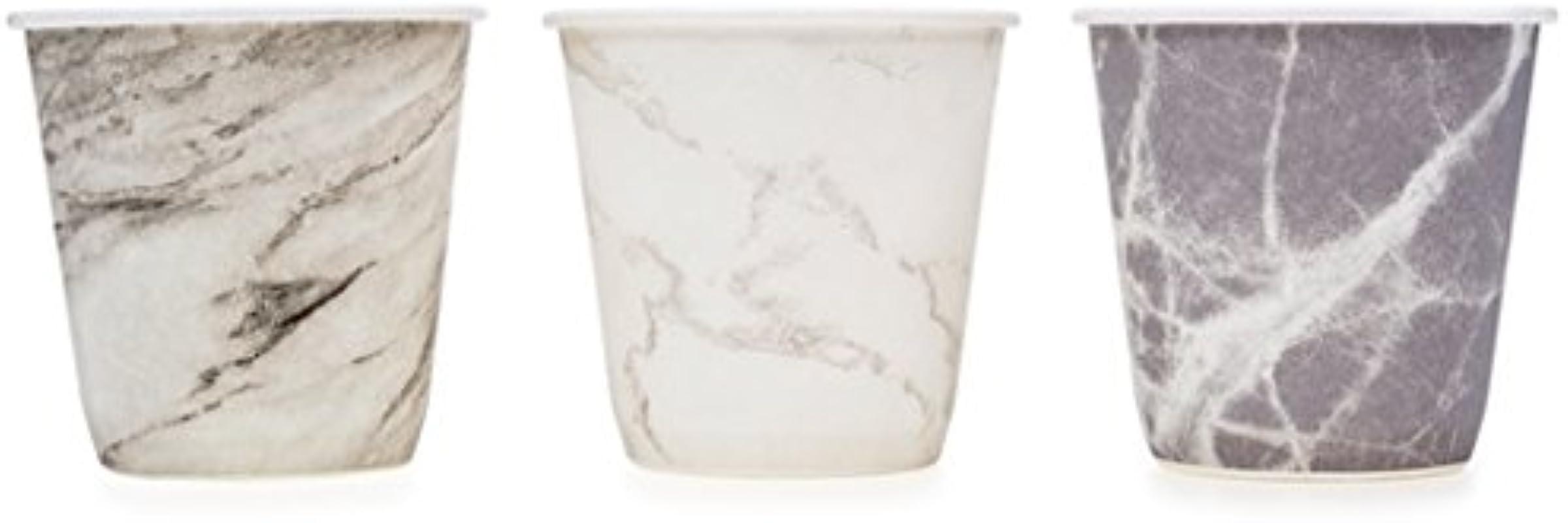 Prince Spring Paper Bathroom Cups Multicolor Marble Variety 3 Oz X 600