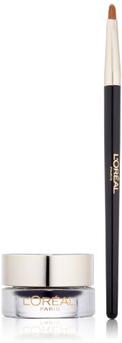 L'Oreal Infallible Gel Lacquer Liner, Navy, 0.08 Fluid Ounce by L'Oreal...