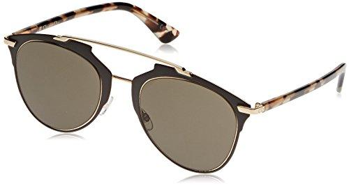 Dior DIORREFLECTED 70 PRE 52 Gafas de sol, Gris (Grey Havana/Brown), Mujer