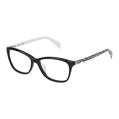 TOUS VTO940520700 Gafas, NEGRO, 52/15/135 para Mujer