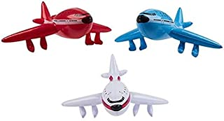 Rhode Island Novelty 24 Inch Jet Inflatables | Sold as 3 Pieces