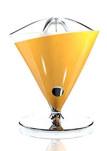BUGATTI, Vita, Exprimidor eléctrico con jarra en vidrio templado soplado incluida, Capacidad...