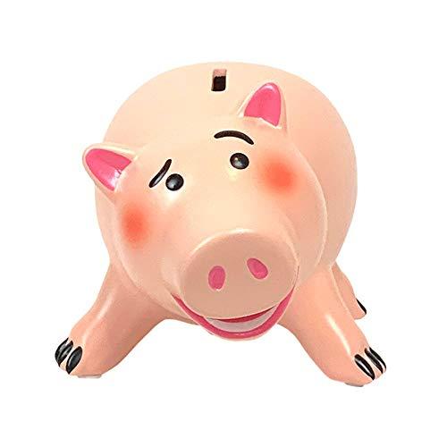 RALME Disney Toy Story 4 Hucha de cerdo para niños – Hucha de cerámica con tapón