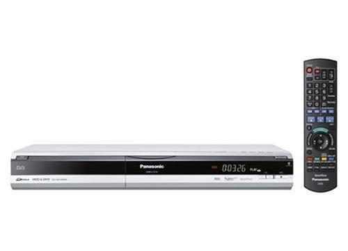 Panasonic DMR EX 78 EG S DVD- und Festplattenrekorder 250 GB (DivX-zertifiziert, Upscaling 1080i, HDMI) silber