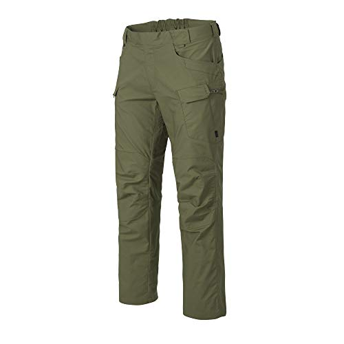 Helikon-Tex Urban Tactical Pants Taktische funktionale Hose -Polycotton Ripstop- Olive Green