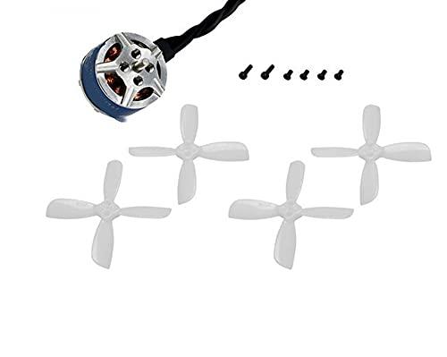 XIABAIGUO 4PCS XT1104 7500KV3S. Motore brushless con 8 Coppie 2035 Elica Set per 130 ET125 FPV. da Corsa TINYWHOOP CINEWHOOP. Drone Parte di Ricambio dell'elica per Drone Freestyle