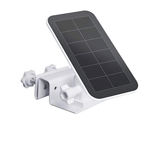 HOLACA Soporte de canalón compatible con panel solar para v