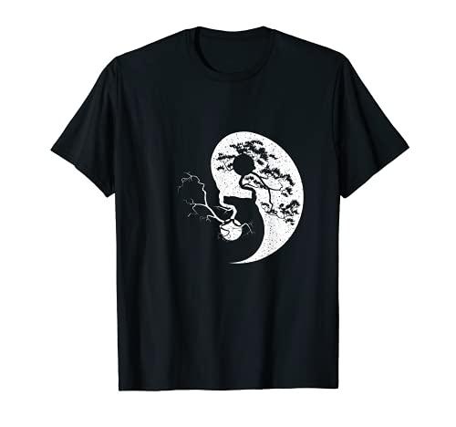 Yin y Yang Chi Tai Quigong Meditation Ying y Yang Camiseta