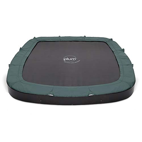Plum® Vierkante In-Ground Trampoline 11ft