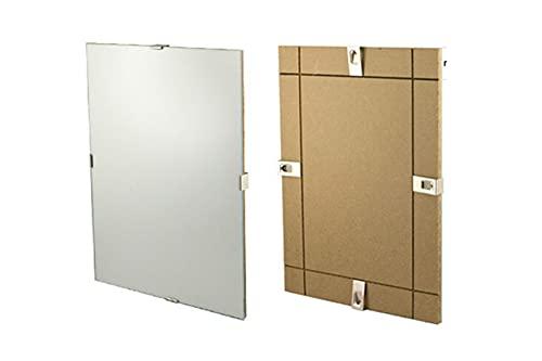 Cornice a giorno 30 x 45 cm in plexiglass cornice per puzzle foto documenti poster