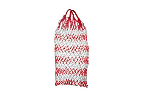 vetrineinrete® Set da 3 sacche a Rete per Giochi da Spiaggia Anti Sabbia Secchiello Paletta per Mare Piscina Bambini Giocattoli Borsa 60 cm G53